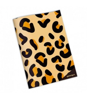 Libreta A5 Animal Print Leopardo Que Way!