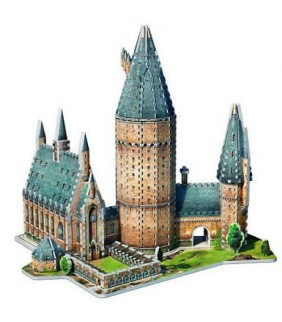 Puzzle 3D Hogwarts Great Hall Harry Potter