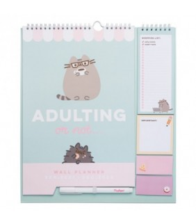 PLANNER 2021/2022 PUSHEEN FOODIE COLLECTION