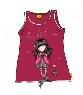 Camiseta sin mangas Gorjuss Lady Bird T/14