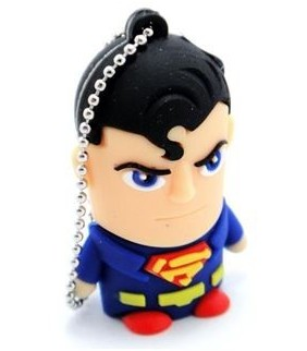 Pendrive 16GB SUPERMAN""""