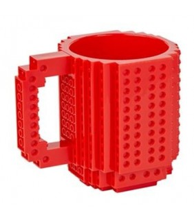 Taza Build-on Brick mug