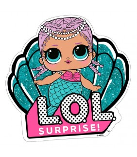 Toalla Sirena LOL Surprise