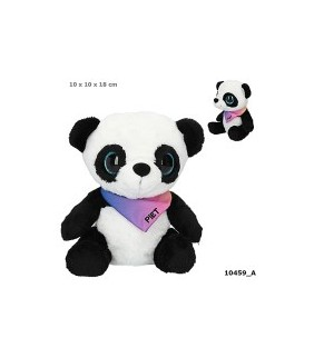 Peluche Osito Panda Snukys