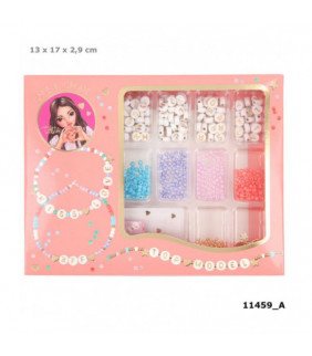 Estuche tubular Love Top Model .Pelito sintetico