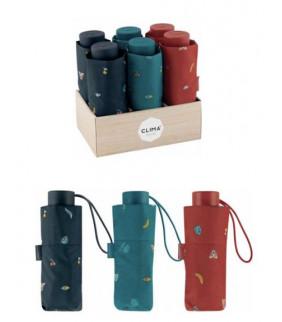 Taza para llevar Bambú Pavo Real
