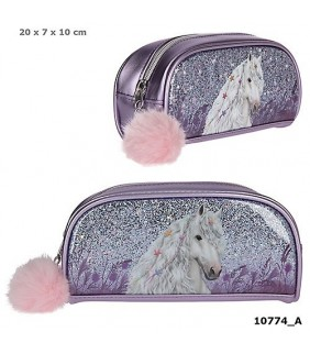Estuche tubular Miss Melody Purpura