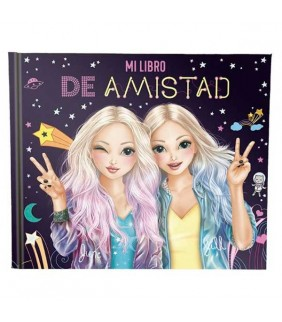 Libro de amistad Top Model Stelar