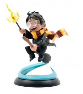 Figura Harry Potter Primer vuelo 10cm