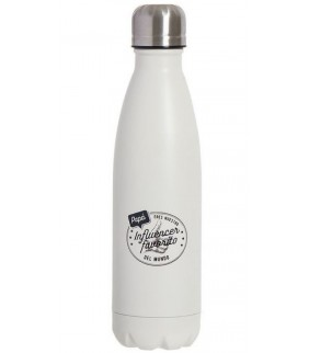 Botella de acero inox.500ML PAPÁ INFLUENCER""""