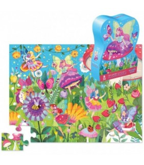+3 AÑOS.Puzzle 36pc Fairy Garden