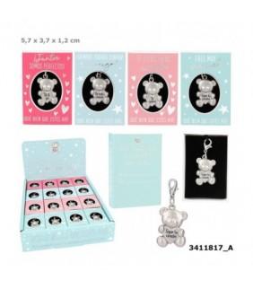 Diario con código secreto rosa