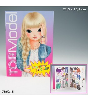 TopModel Fashion Sticker