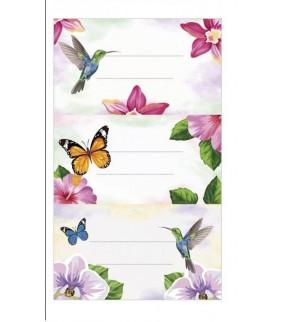 Cuaderno A4 Flamencos+320 NMotas adhesivas