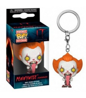 Llavero Pocket POP It Chapter 2 Pennywise