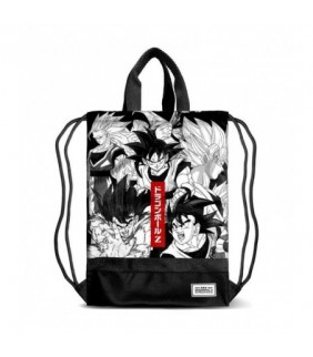 Saco Vintage Dragon Ball 49cm